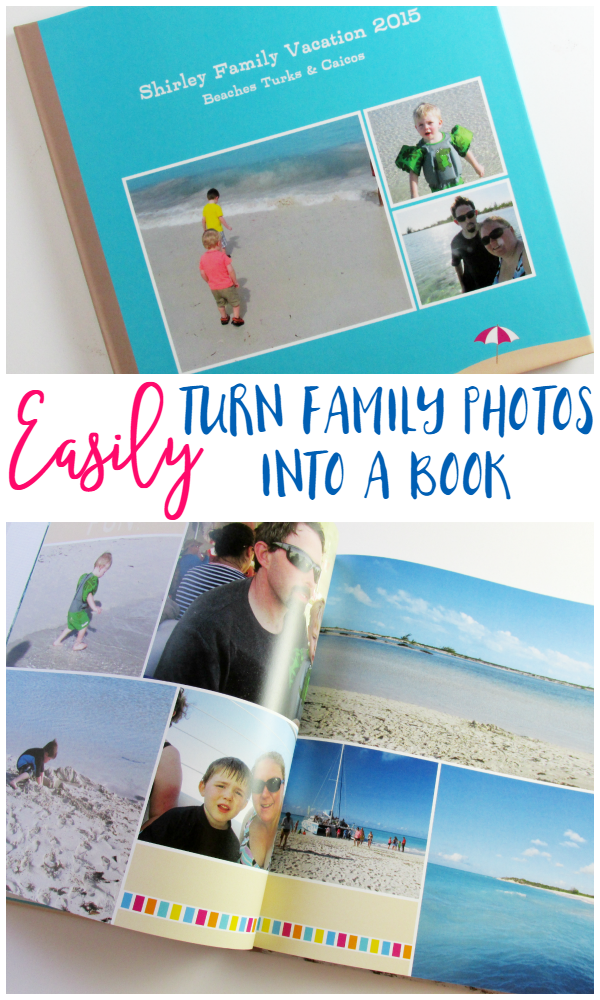 Get those pictures off your computer and into a photo book that you can sit down and look at! Do it easily with Make My Book from Shutterfly!