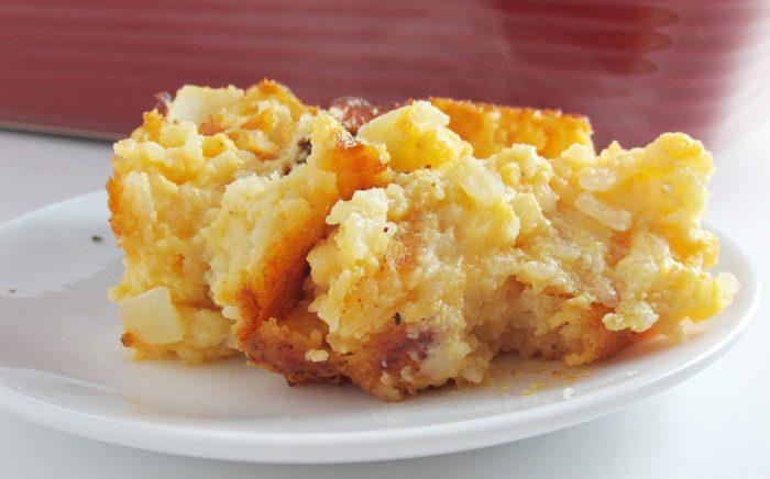 Gourmet Potatoes Plated