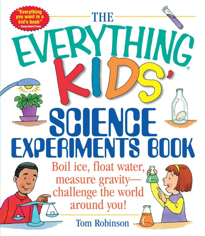 Kids Everything Science Experiments