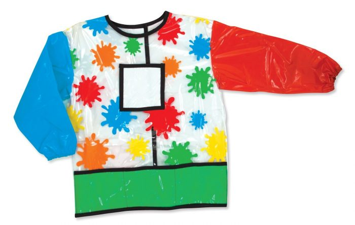 Long Sleeve Artist Smock