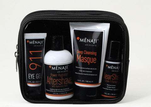 Menaji DAVID Skincare Set