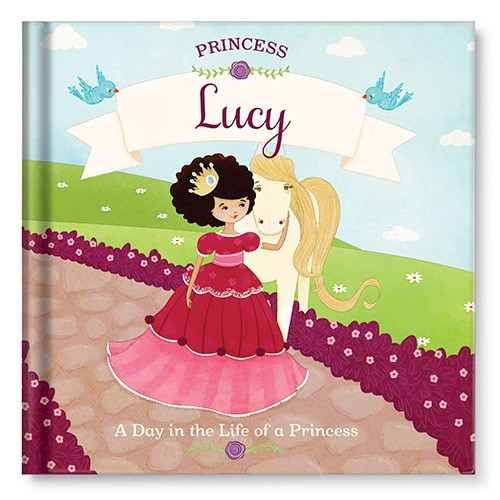 Princess Lucy Book