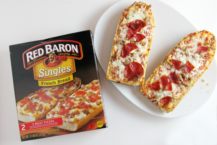 Red Baron French Bread Singles