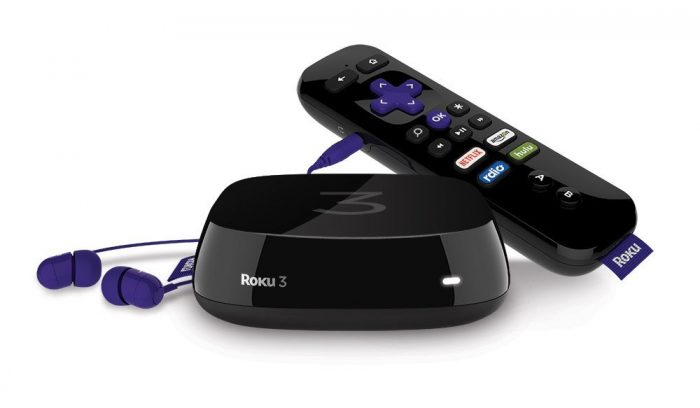 Roku 3 with Voice Search