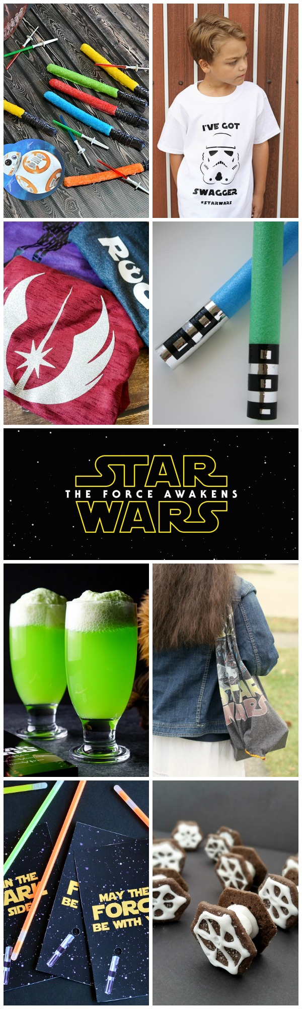 Star Wars- The Force Awakens - 15 Crafts & Recipes