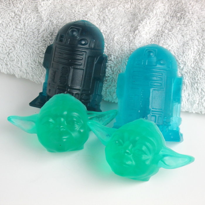 Star Wars Soap DIY