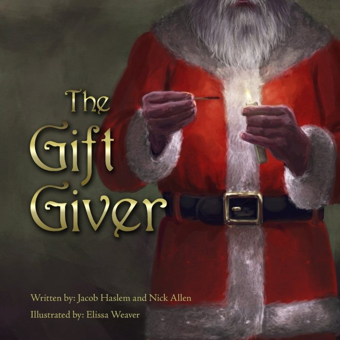 The Gift Giver is an amazing book that tells the story behind Santa and the real reason for Christmas, the gift from God of his Son, Jesus Christ.