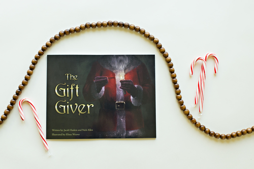 The Gift Giver softcover