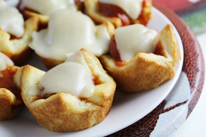 Mini Meatball Sub Cups