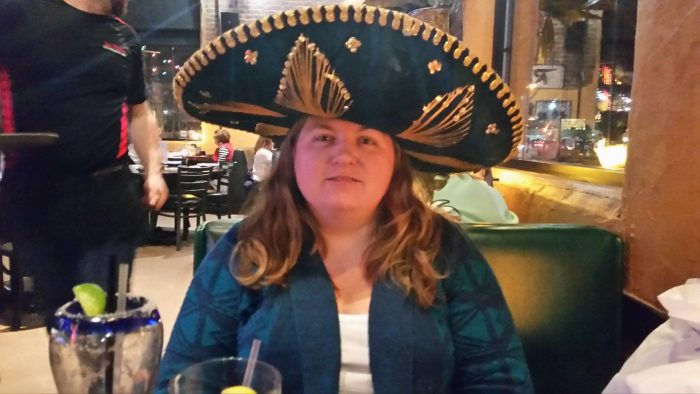 My birthday dinner at Don Pablo's