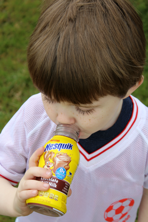 Nesquik After Game Drink