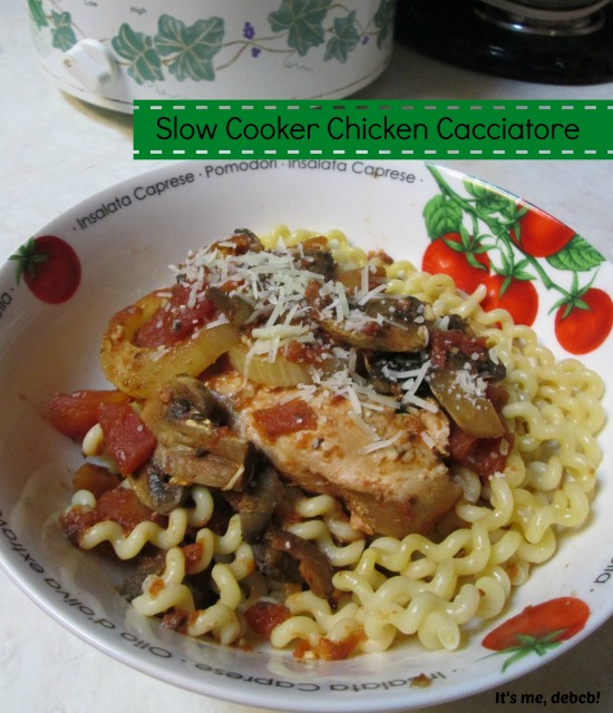Slow-Cooker-Chicken-Cacciatore