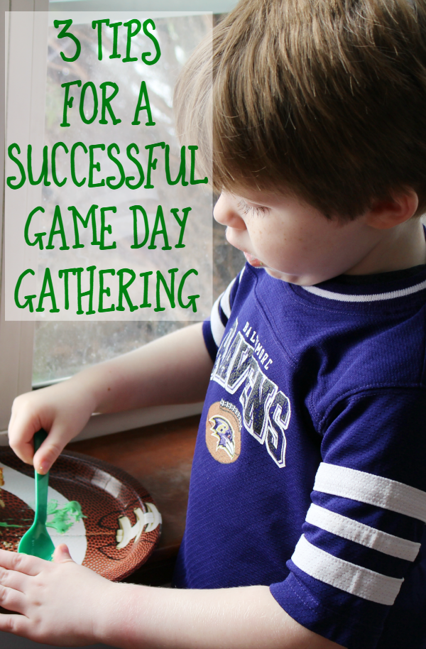Successful Game Day Gathering Tips