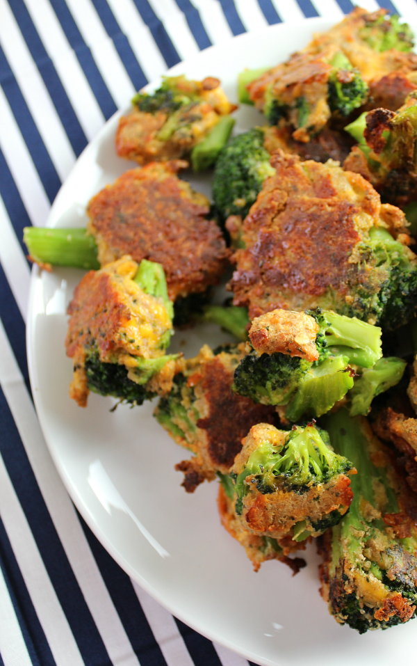 Broccoli and Cheese Bites make a great appetizer!