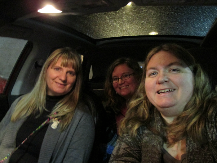 Girls Day Out Mitsubishi Outlander Sport
