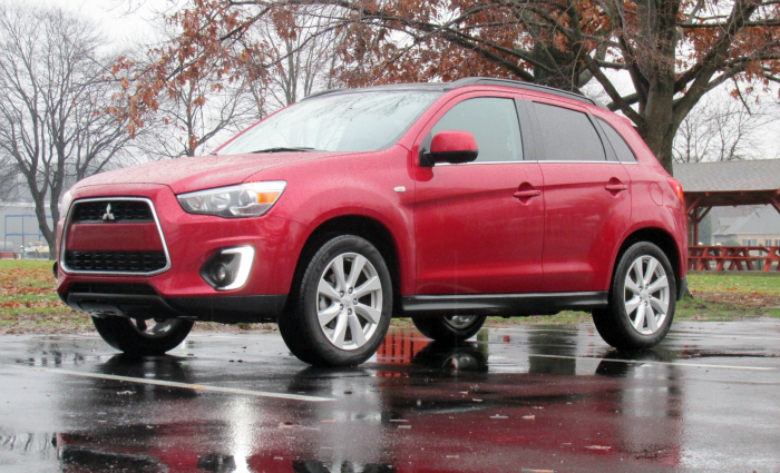 2015 Mitsubishi Outlander Sport - The Shirley Journey