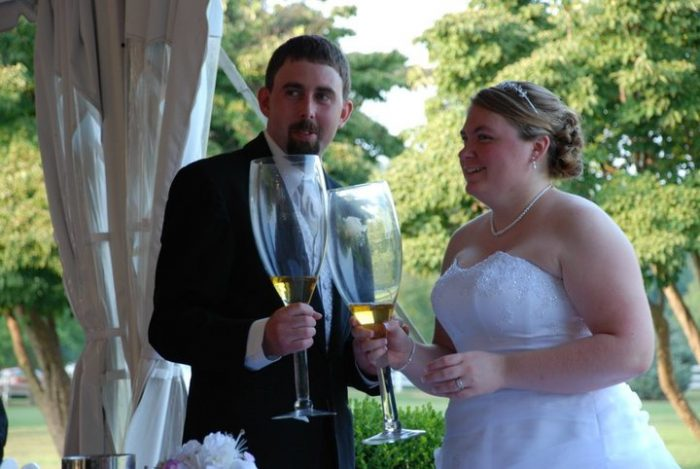 Our Wedding Toast 8.9.10