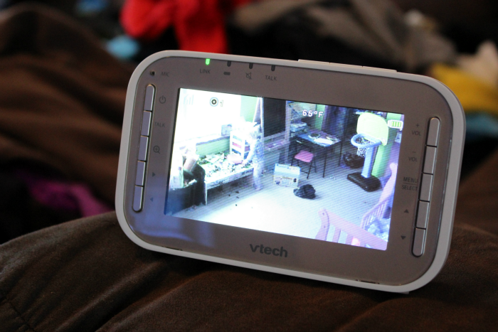 Portable Video Monitor VM343