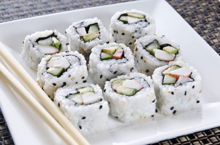 california-roll-chop