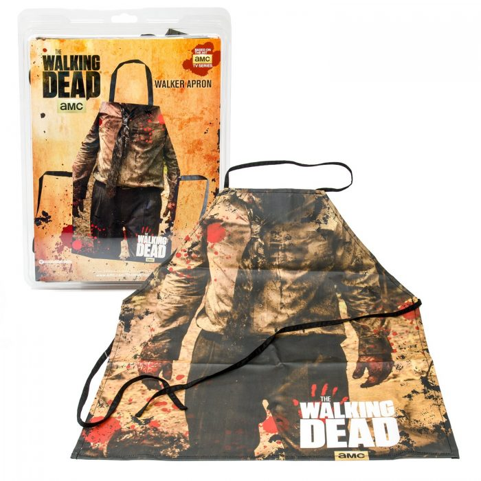 walking dead chef apron