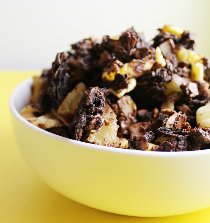 Chocolate Tropical Granola