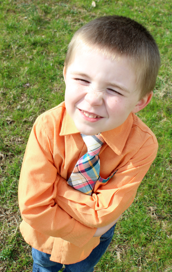 Matching Shirts and Ties or Bowties from Future Trillionaire are perfect for dressing up boys!