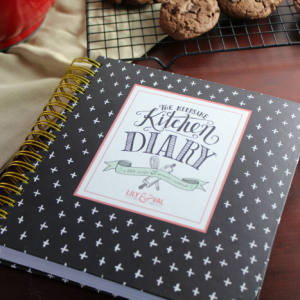 Turn Recipes into Memories with a Keepsake Cookbook