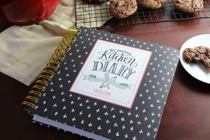 Kitchen Keepsake Diary