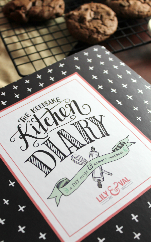 The Keepsake Kitchen Diary