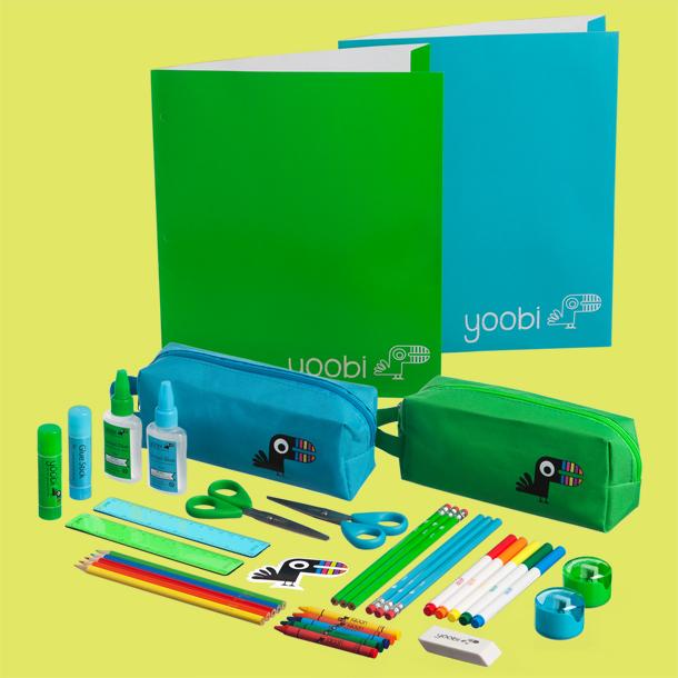 yoobi classroom pack