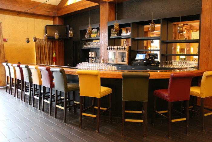Bar at Hershey Lodge