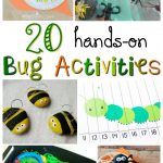 Hands-On Bug Activities for Kids