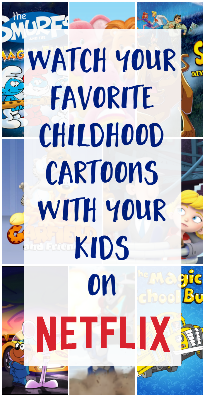Childhood Cartoons on Netflix - Watch your favorite childhood cartoons with your kids on Netflix. Titles include Scooby Doo, Voltron, Danger Mouse, Inspector Gadget, Garfield, and more!