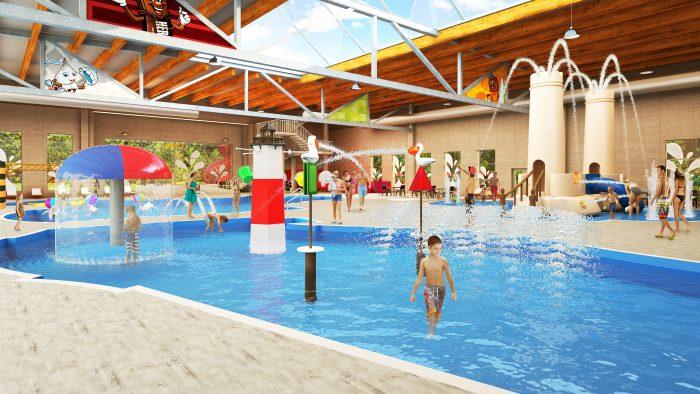 Hershey Indoor Pool Complex