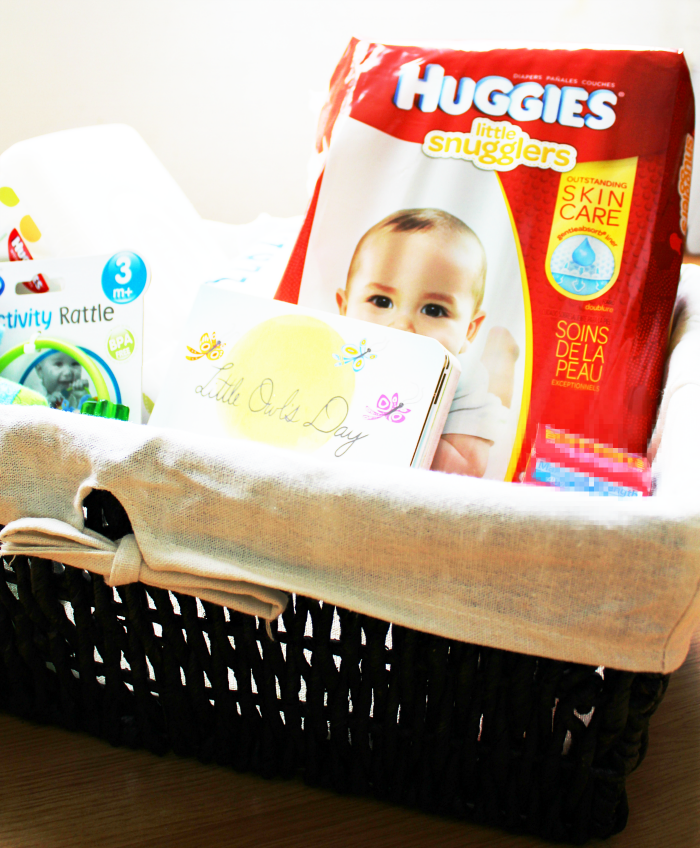Our Diaper Changing Basket is a perfect gift for a new mom. Everything you need for diaper changes and keeping baby's skin clean and healthy.