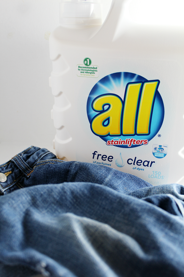 all free clear for sensitive skin