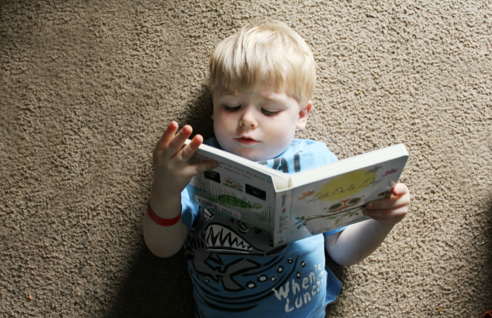 books for diaper changes