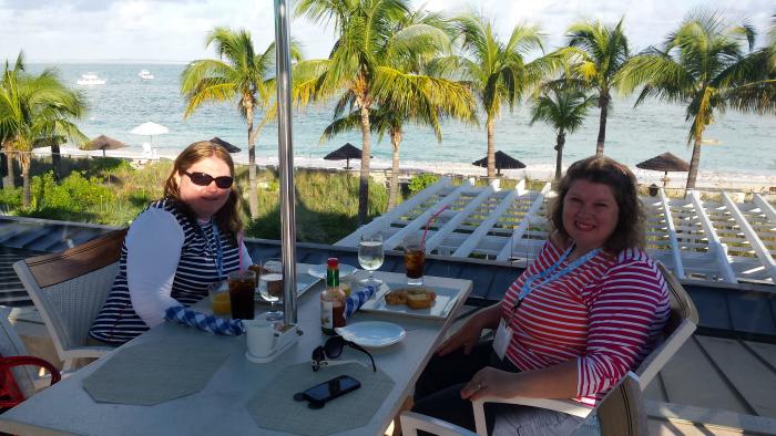 breakfast at Sky at Beaches Turks & Caicos