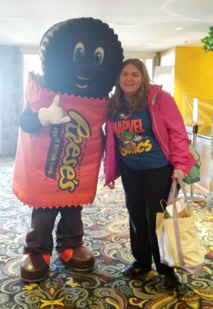 character appearances at Hershey Lodge