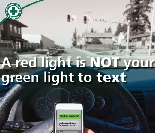 red-light-texting