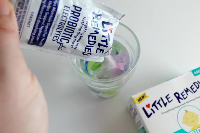 Little Remedies Probiotic Dissolving Powder