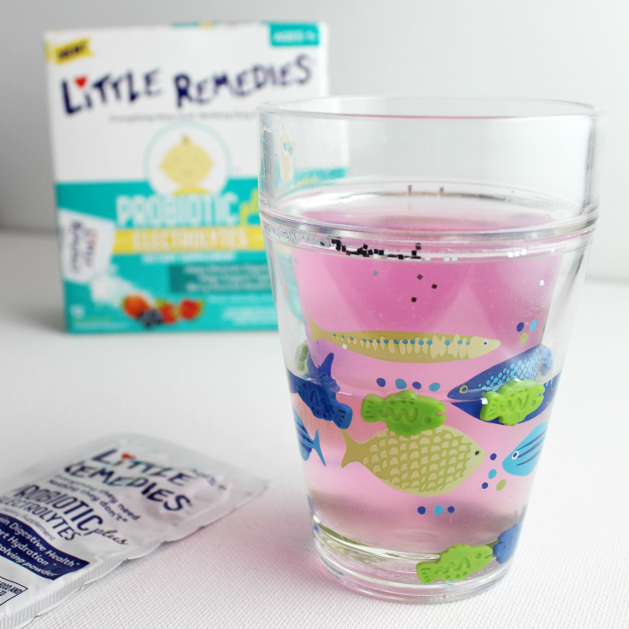 Little Remedies Probiotic with Electrolytes Drink