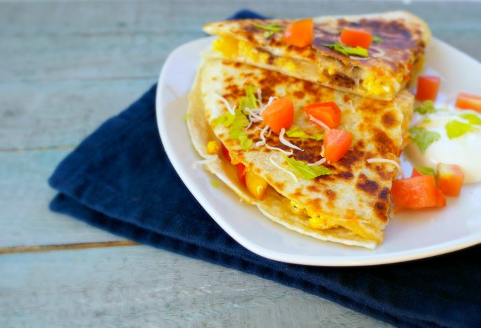Steak & Egg Breakfast Quesadilla - The Shirley Journey