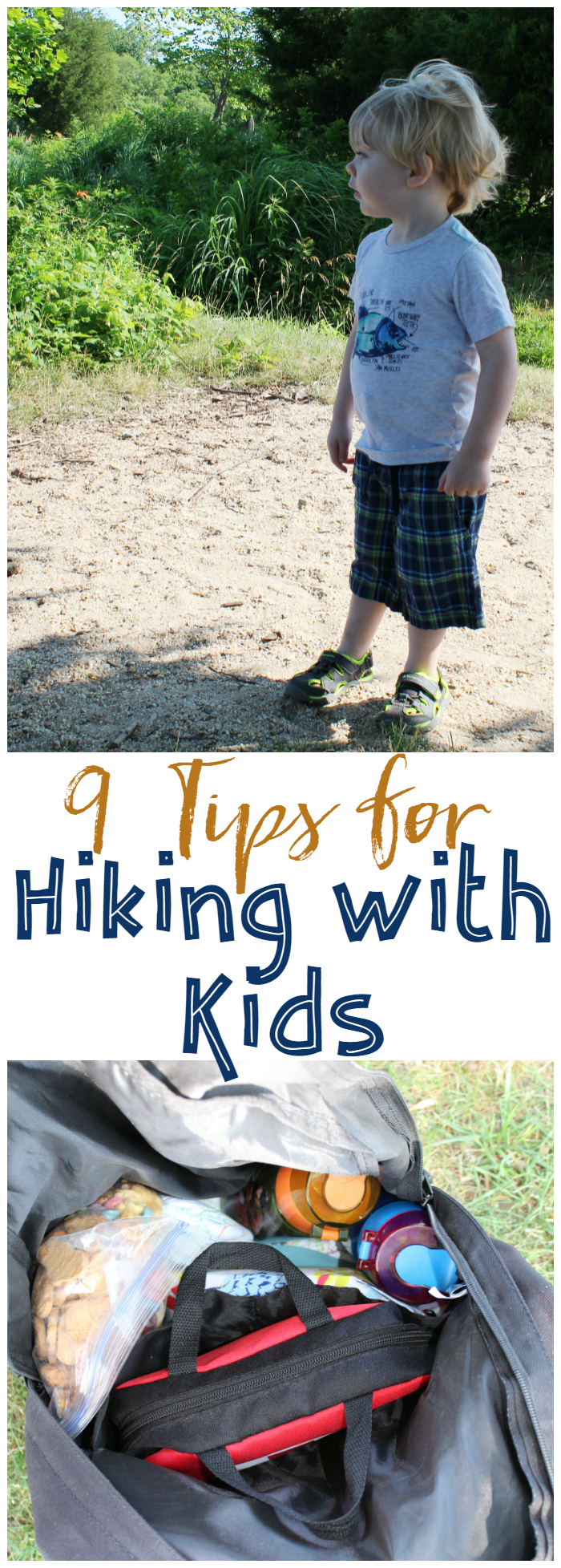9 tips for hiking with kids - Hiking is one of those activities that is really fun for the whole family. If you're hiking with kids, check out our tips to make it a great experience for everyone.