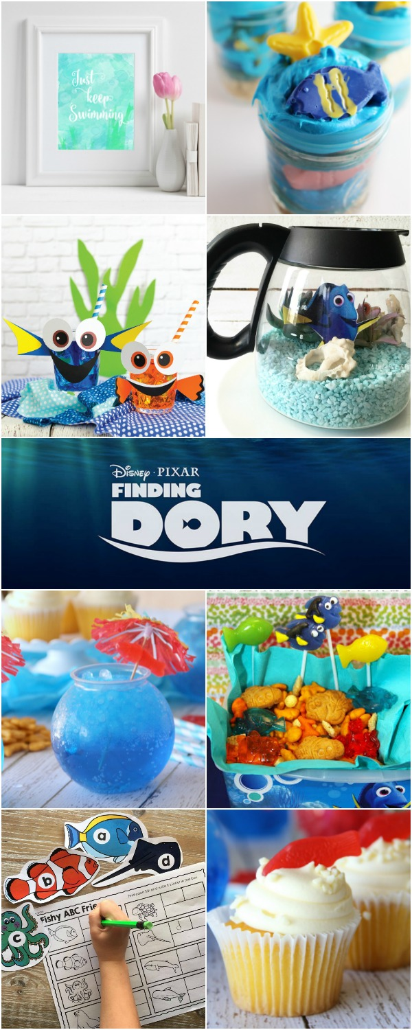 Fun Finding Dory Ideas