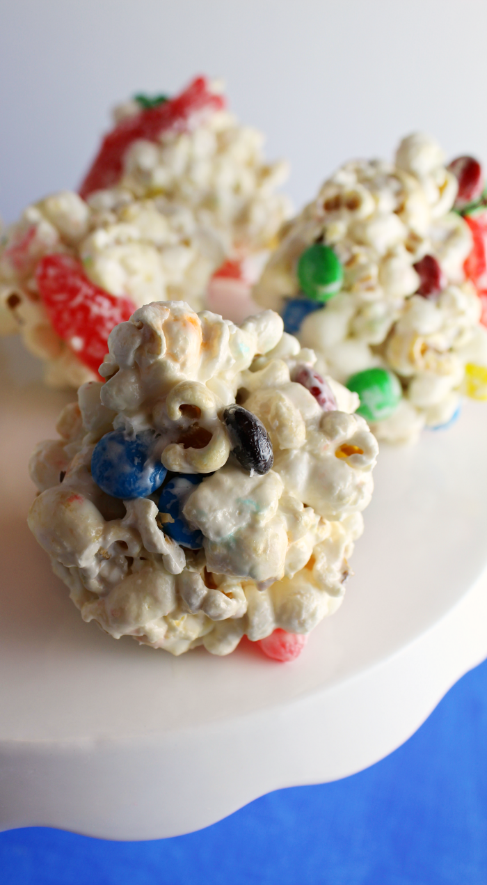 Movie Candy Popcorn Balls
