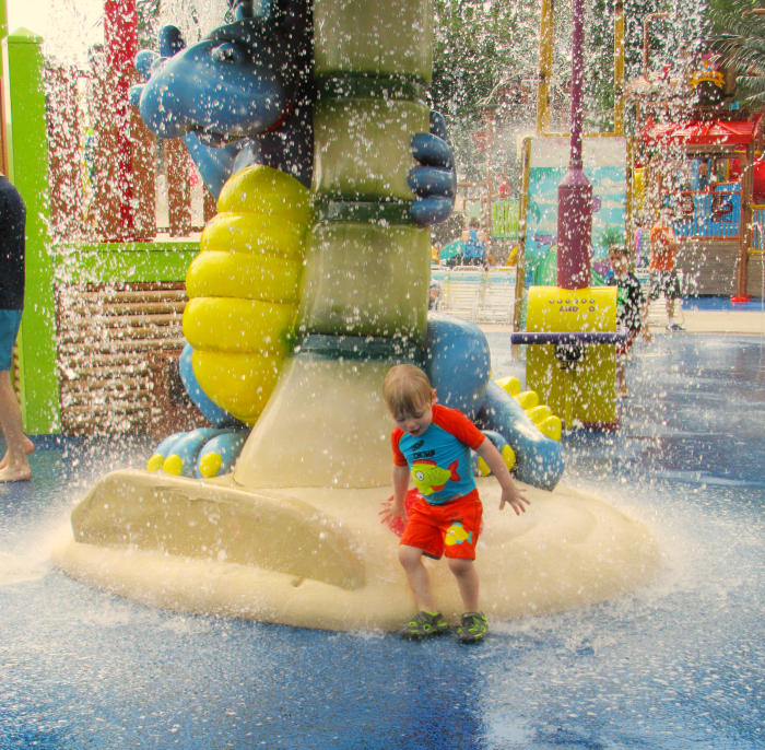 Water Play at Dutch Wonderland
