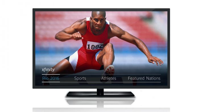 Comcast NBCUniversal Rio Olympics Thumbnail