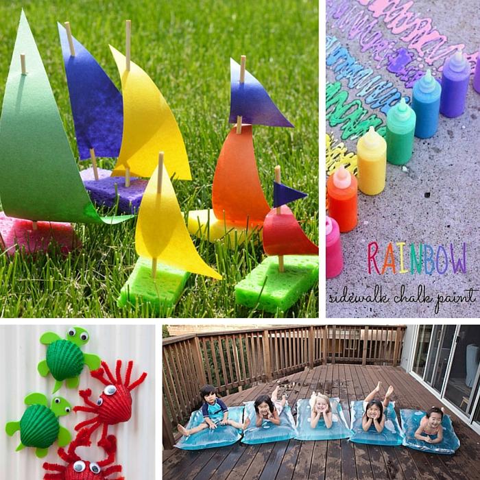 Fun Summer Activities for Kids FACEBOOK