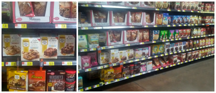 Nestle Toll House Baking Kits at Walmart